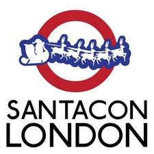 Santacon London logo