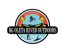 BG Oleta River Outdoor Center logo