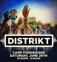 DISTRIKT Camp Fundraiser at The Endup