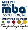 The Tampa Bay Chapter of The National Black MBA Association logo