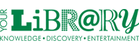 Leicestershire Libraries logo