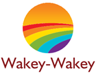 Wakey-Wakey Mind & Body Retreats logo