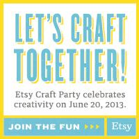 Coventry Etsy Craft Party
