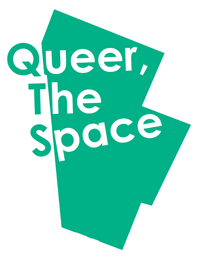 Queer, The Space logo