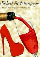 City Library 'Blood & Champagne: A Hen-Night Murder Mystery'