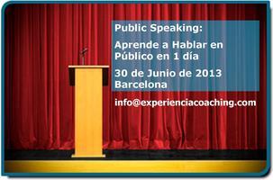 Aprender a Hablar en Público - Public Speaking -...