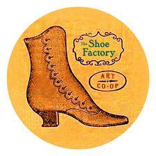 The Shoe Factory Art Co-op logo