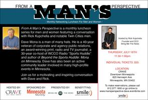 From a Man's Perspective featuring Dave Mona