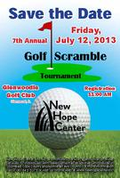 New Hope Center's Annual Golf Scramble Tournament & Silent...