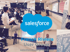 Salesforce French Riviera User Group logo
