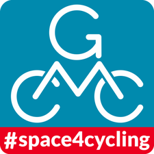 Greater Manchester Cycling Campaign logo