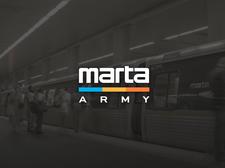 MARTA Army logo