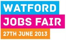 Watford Jobs Fair 2013