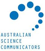 Australian Science Communicators - NSW logo