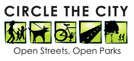 Circle The City: Open Streets, Open Parks