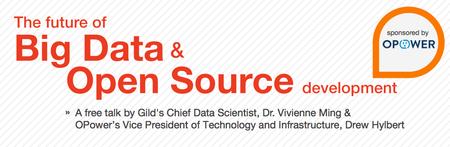 """The Future of Big Data"" Meetup"