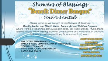 Showers of Blessing's Benefit Dinner