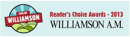 Pick of Williamson Reader's Choice Awards Reception