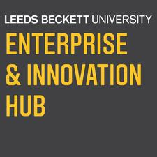 Enterprise & Innovation Hub, Leeds Beckett University logo