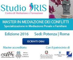 MASTER IN MEDIAZIONE DEI CONFLITTI - Specializzazione...