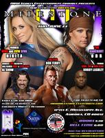 NRW MILESTONE III feat. Al Snow, Bobby Lashley, ODB, Nikita, and...