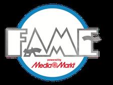 FAME Megastore Amsterdam logo