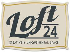 Loft 24 | Unique & Creative Event, Meeting and Co-Working Rental Space logo