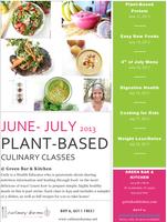 Easy Raw Foods Culinary Class