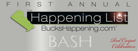 The Happening List Red Carpet Bash by...
