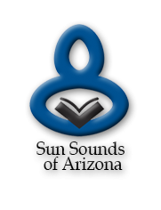 Sun Sounds Foundation logo