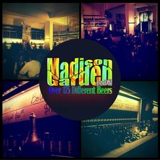 Madison Garden Bar & Grill  logo