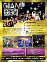 "GIANT NEW YEAR'S EVE ""SPEED MEET"" SINGLES OC DANCE..."