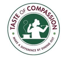 Make a Difference by Dining Out - Taste of Compassion (June...