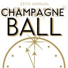 Portland's Champagne Ball logo
