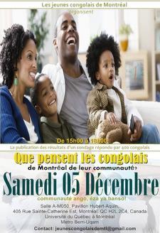 Jeunes Congolais de Montreal  logo