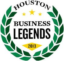 The Houston Business Legends Class of 2013 Induction...