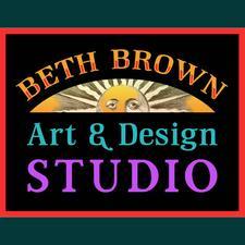 Beth Brown Art & Design Studio logo