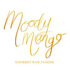 Moody Mango Raw Vegan Cusine logo