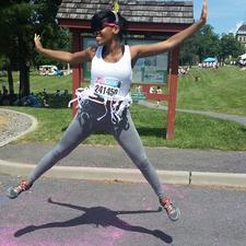 Dance Fitness with Stephanie logo