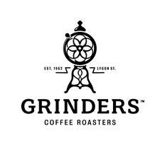 Grinders Coffee WA logo