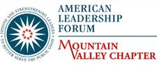 American Leadership Forum, Mountain Valley Chapter logo