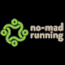no-mad running logo