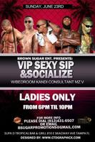 Sexy Sip & Socialize w/Bedroom Kandi Consultant Mz.V