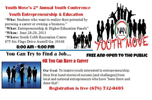 Youth Move's National Youth Conference