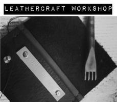 Leathercraft workshop - leather bag making course