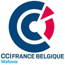 CCI FRANCE BELGIQUE - Wallonie logo