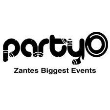 PartyO Entertainment logo