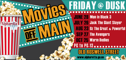 Movies off Main