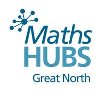 Great North Maths Hub logo