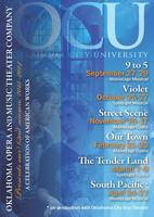 Oklahoma City University Music Theatre & Opera Season...
